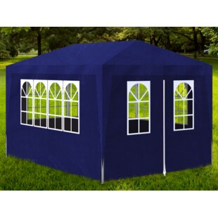 8 Ft. W x 13 Ft. D Steel Gazebo by Freeport Park