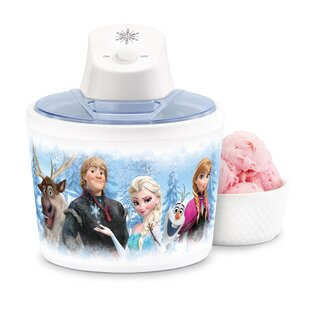 Frozen 1.5 qt. Ice Cream Maker