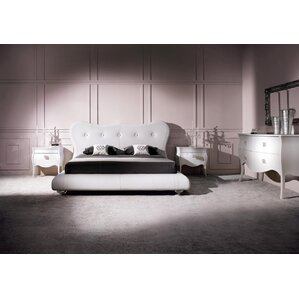 Victoria Platform Bed by YumanMod