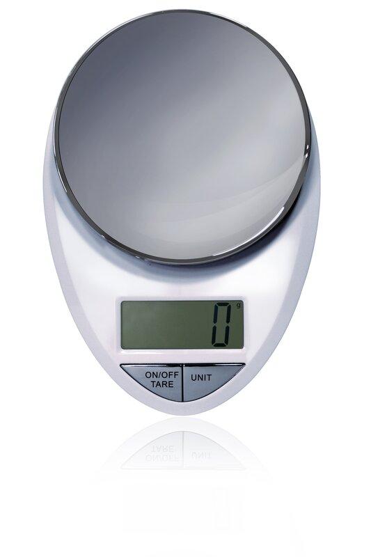 Precision Pro Digital Kitchen Scale