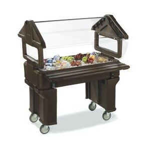 Six Star? Bar Cart by Carlisle Food Service Products