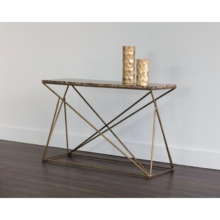 Review Solterra Console Table By Sunpan Modern