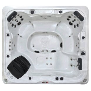 Alberta 6-Person 57 Jet Spa By Canadian Spa Co