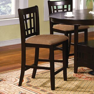 Rivero Cottage Solid Wood Dining Chair (Set of 2)
