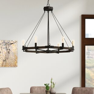 Trent Austin Design Aris 6-Light Chandelier