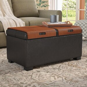 Debby Ottoman by Darby Home Co