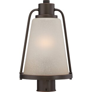Gracie Oaks Bernville Outdoor 1-Light Lantern Head