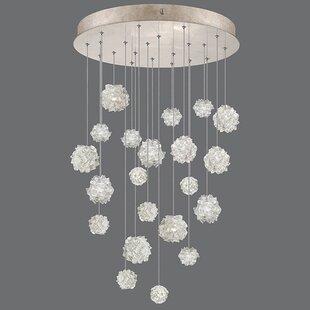 Fine Art Lamps Natural Inspirations Cluster Pendant