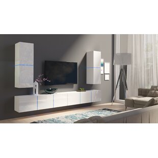Mallus Entertainment Unit For TVs Up To 50