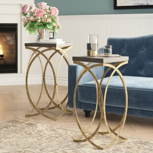 Theophania 2 Piece Nesting Tables Willa Arlo Interiors