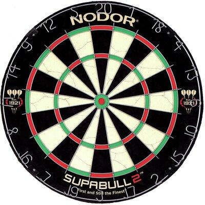 SupaBull2⢠Bristle Dart Board Nodor Darts