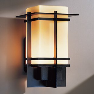 Alum Box Outdoor Sconce