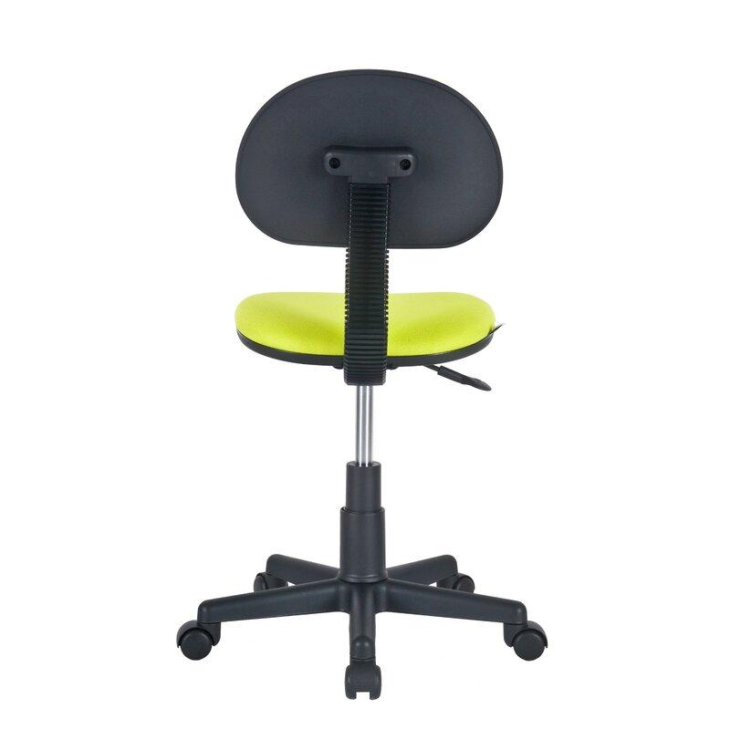 Merveilleux Armless Desk Chair