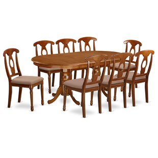 Darby Home Co Germantown 9 Piece Extendable Dining Set