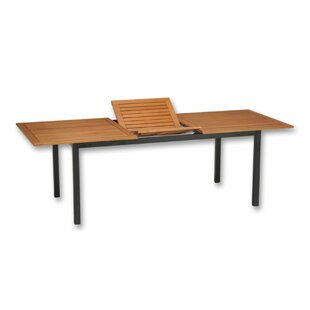Strafford Extendable Wooden Dining Table Image