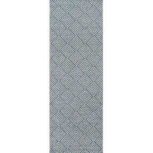 Amina Blue Indoor/Outdoor Area Rug