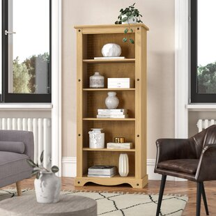Maumelle Bookcase By Marlow Home Co.