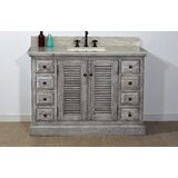 Moriah 49 Single Bathroom Vanity Set by Rosecliff Heights