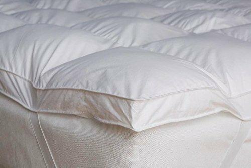 thick mattress topper. Gerstner Thick Hypoallergenic 2\ Thick Mattress Topper
