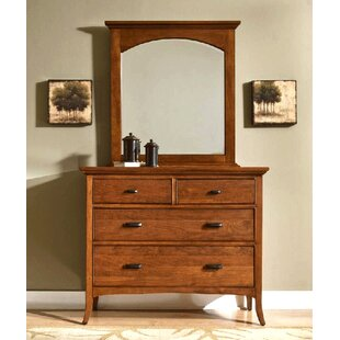 Beldin Small 4 Drawer Dresser