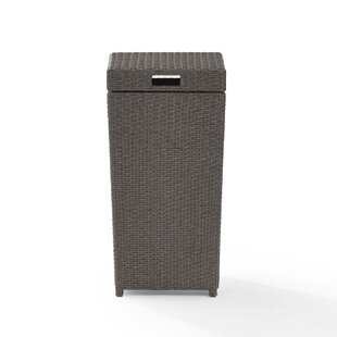 Save  sc 1 st  Wayfair & Outdoor Wicker Towel Storage | Wayfair