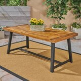 Liberatore Wooden Dining Table