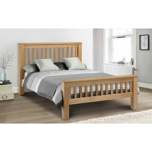 Pyramidale Bed Frame With Mattress By August Grove