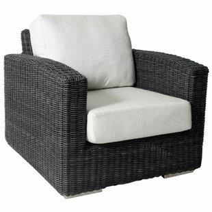 Peninsula Club Patio Chair with Cushions