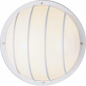 Seagle 1-Light Outdoor Bulkhead Light