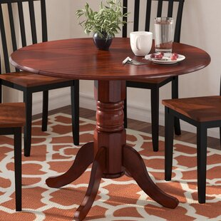 Arian Drop Leaf Dining Table by Andover Mills Comparison