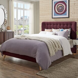 Savings Starks Upholstered Panel Bed by Wrought Studio Reviews (2019) & Buyer's Guide