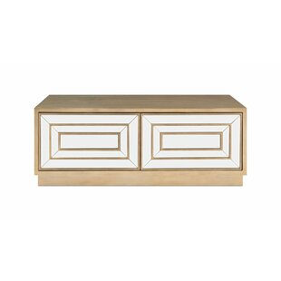 Judah Coffee Table With Storage By World Menagerie