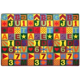 Educational Floors That Teach Area Rug ByFlagship Carpets