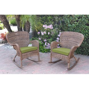 Mistana Damarion Rocking Chair (Set of 2)
