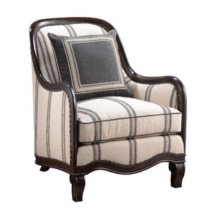 DeVry Armchair by Astoria Grand