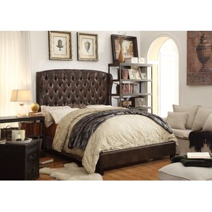 Onique Queen Upholstered Platform Bed by Alcott Hill