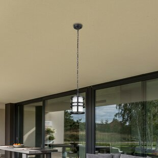 Leflore 1-Light Cylinder Pendant by Breakwater Bay