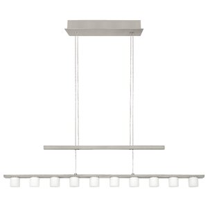 Pulsano 10-Light Linear Pendant
