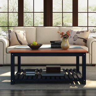 Ridgley Coffee Table Charlton Home
