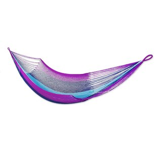 Mong Swaying at Midnight Rope Double Camping Hammock