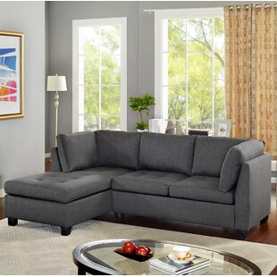 Hollingshed Reversible Sectional