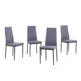 Gisselle Upholstered Dining Chair (Set of 4) by Zipcode Design™