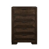 Pittsfield 5 Drawer Chest by Wrought Studio™