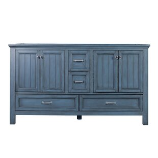 Melgar 60 Double Bathroom Vanity Base