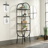 Hyrum Etagere Bookcase by 17 Stories