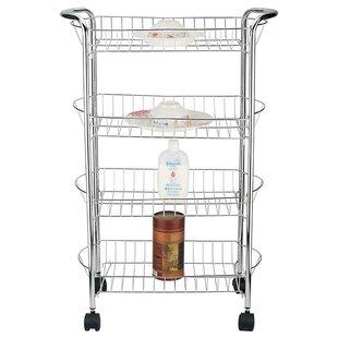 4 Tier Storage Cart