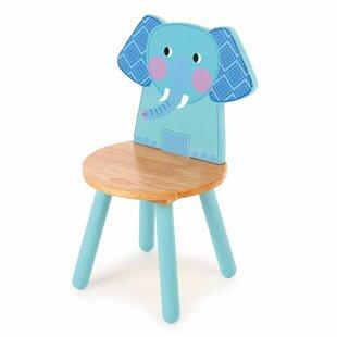 Jungle Elephant Children's Desk Chair By Just Kids