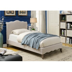 Montcalm Contemporary Twin Platform Bed by Lark Manor