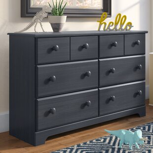 Barra 6 Drawer Double Dres..