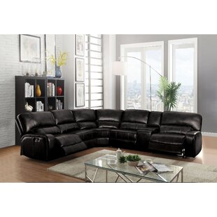 Liska Reclining Sectional ..